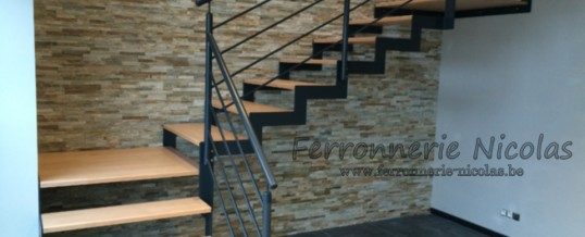 Escaliers 18