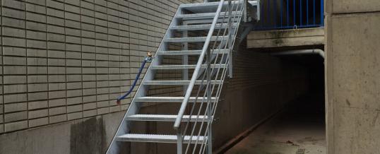 Escaliers 11