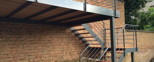 Structures et terrasses 1.1
