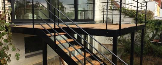 Structures et terrasses 4