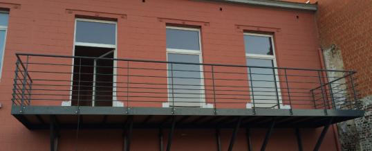 Structures et terrasses 16
