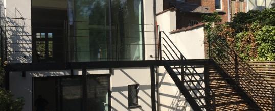 Structures et terrasses 29