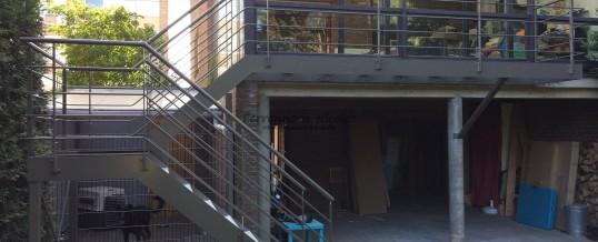 Structures et terrasses 33